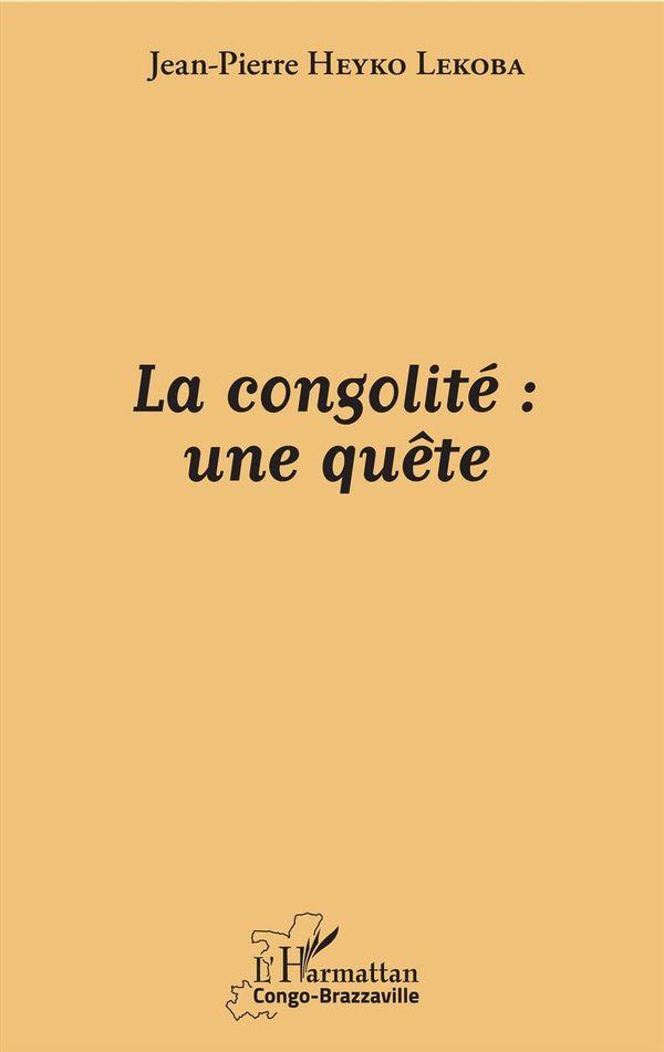 La congolité : une quête