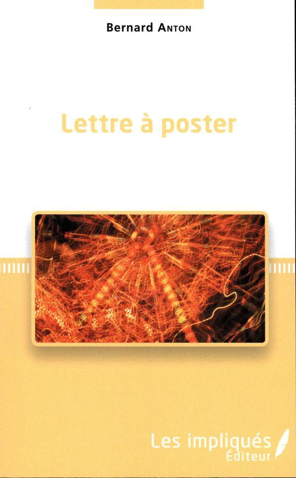 Lettre à poster
