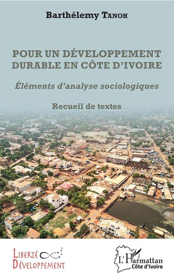 Pour un développement durable en Côte d'Ivoire