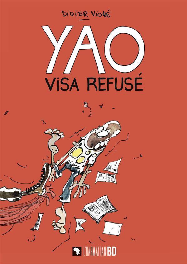 Yao visa refusé