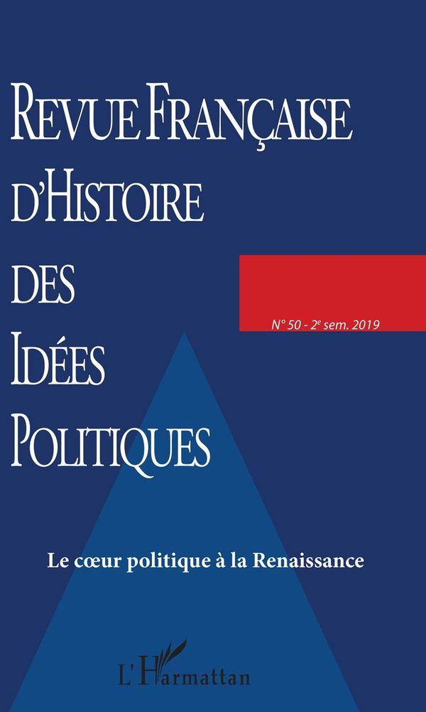 Le coeur politique à la Renaissance