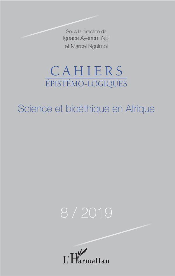 SCIENCE ET BIOETHIQUE EN AFRIQUE N°8 / 2019