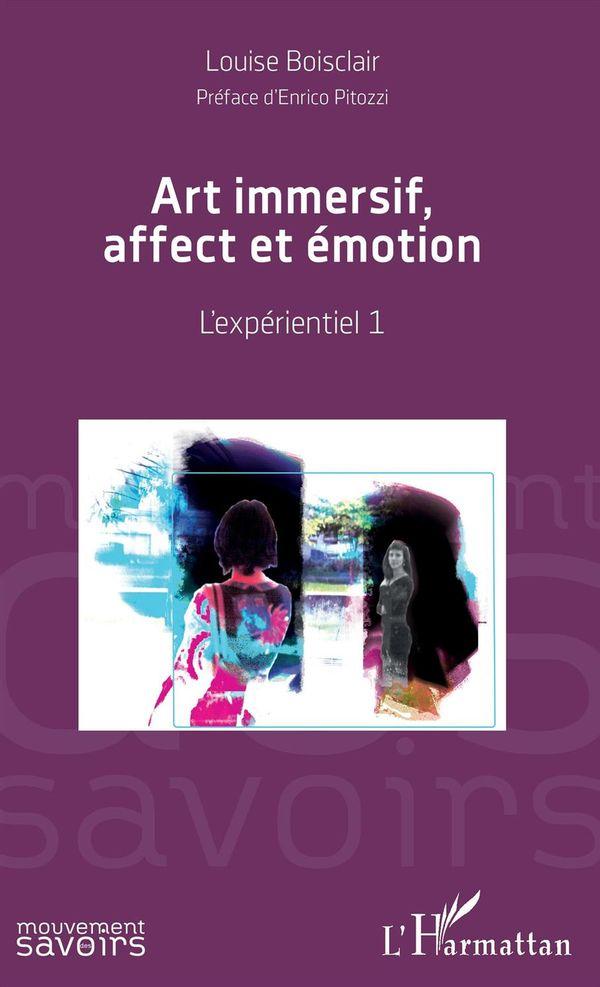 Art immersif, affect et émotion
