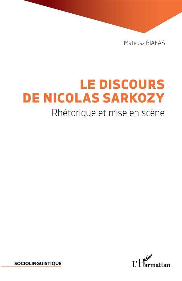 Le discours de Nicolas Sarkozy