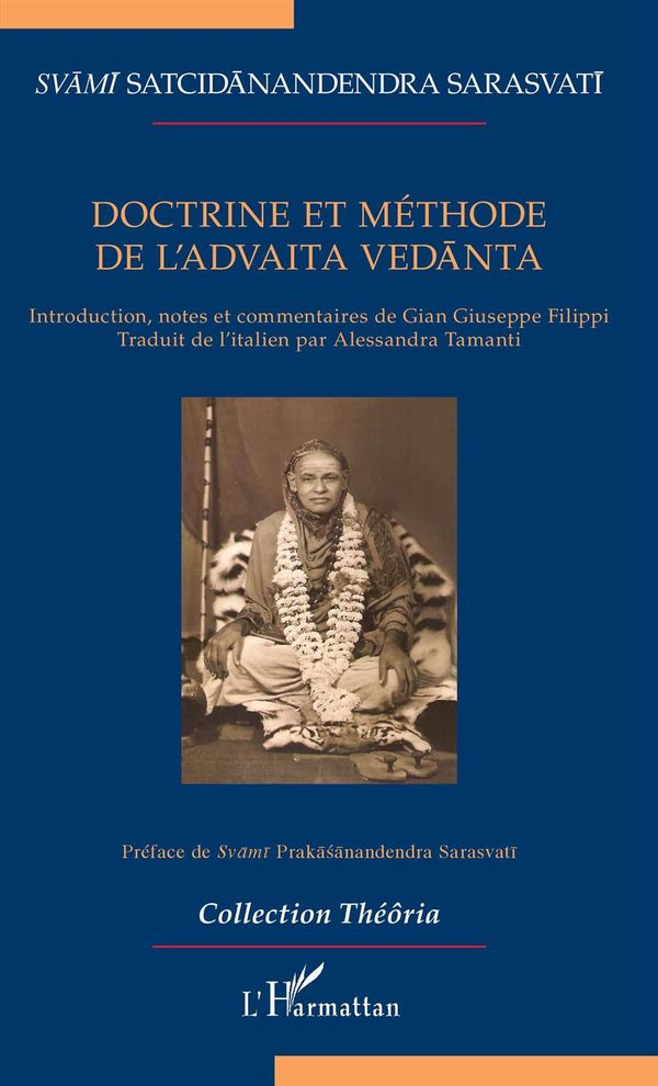 Doctrine et méthode de l'Advaita Vedanta