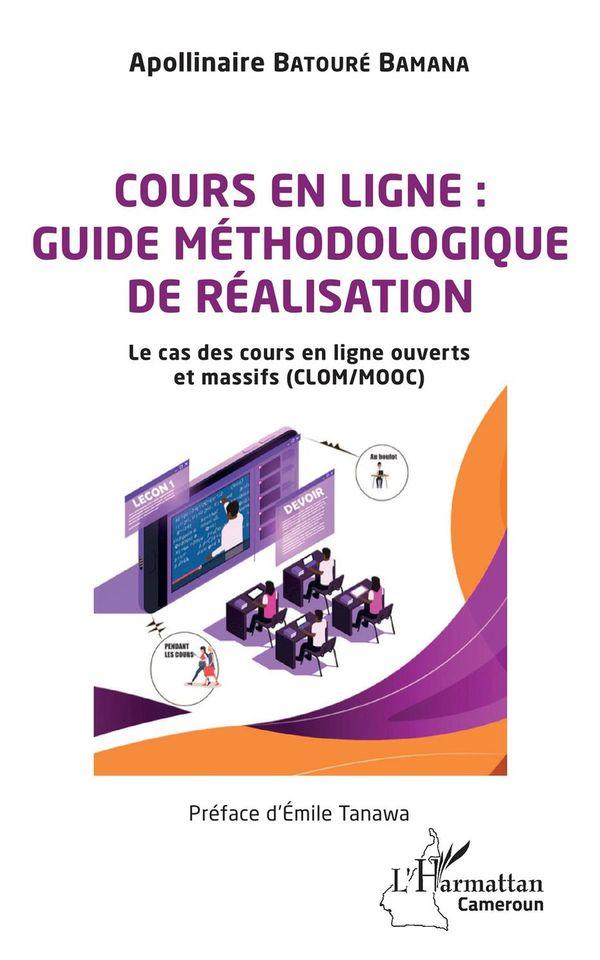 Cours en ligne : guide méthodologique de réalisation