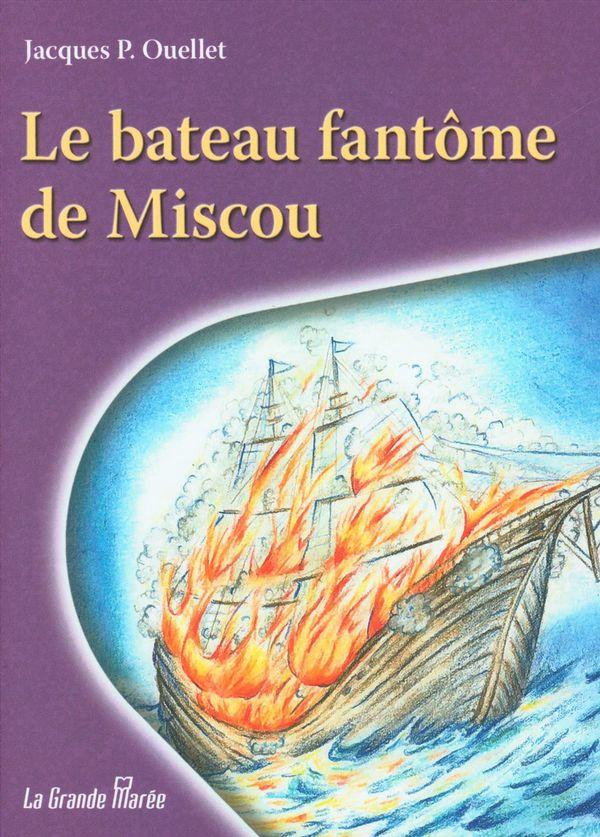 Le bateau fantôme de Miscou