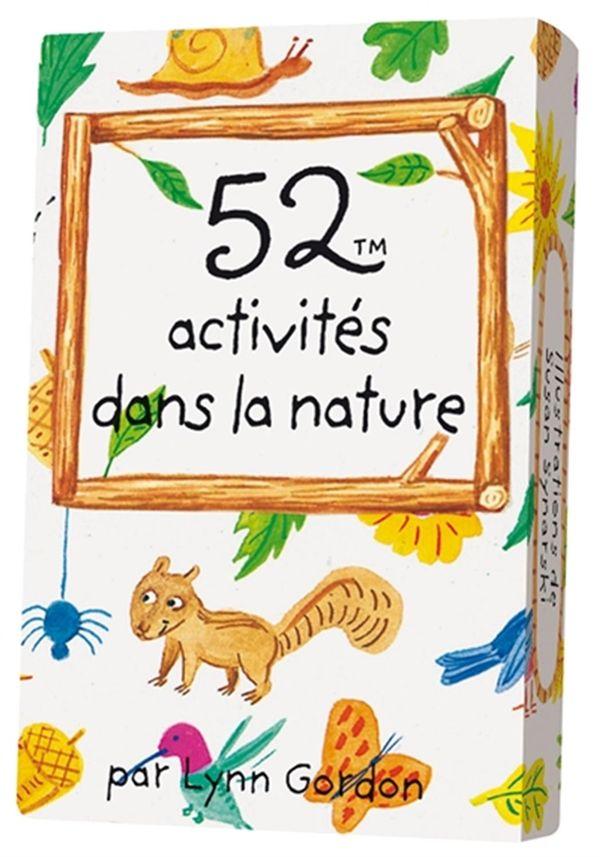 52 activités dans la nature
