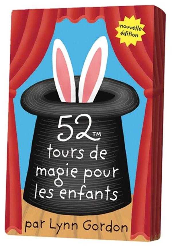 52 tours de magie pour les enfants N.E.
