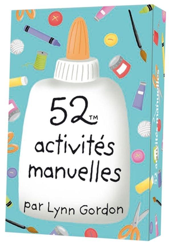 52 activités manuelles