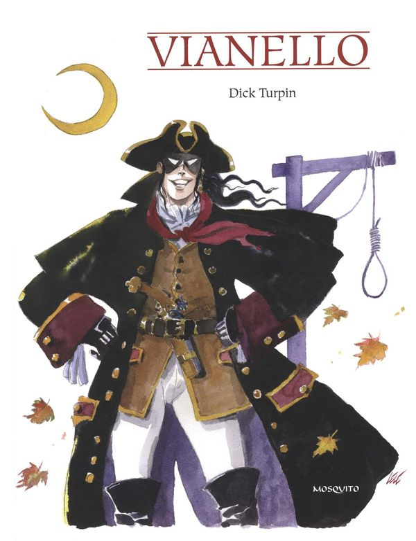 Dick Turpin Intégrale