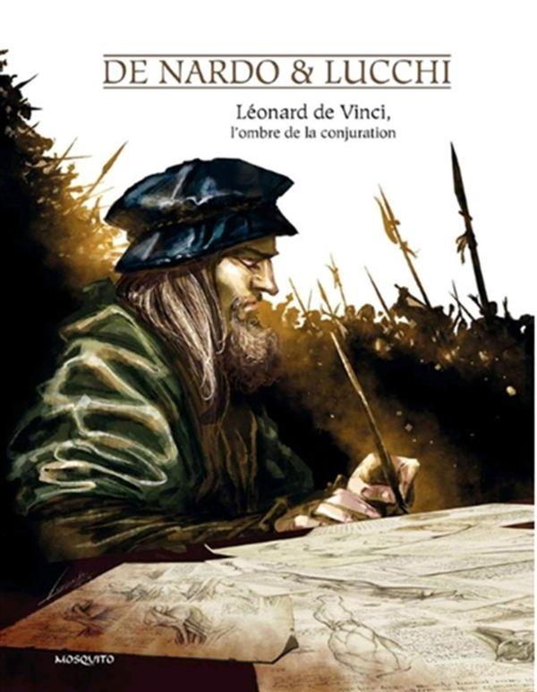 Léonard de Vinci, l'ombre de la conjuration