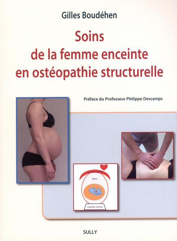 Soins de la femme enceinte en ostéopathie structurelle