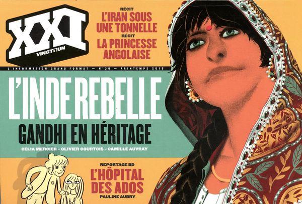 Revue XXI 30 : L'Inde rebelle