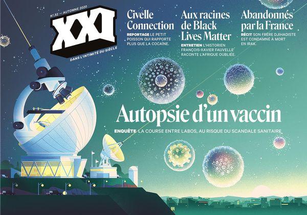 Revue XXI 52 - Automne 2020