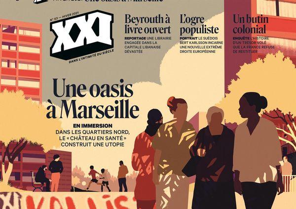 Revue XXI 53, Une oasis à Marseilles