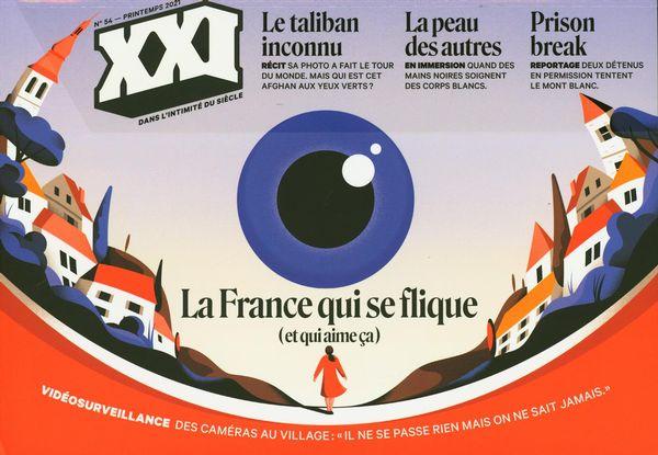 Revue XXI 54 : La France qui se flique (et qui aime ça)