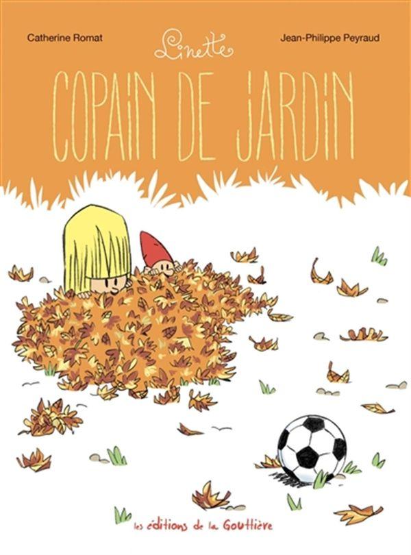 Linette 03 : Copain de jardin