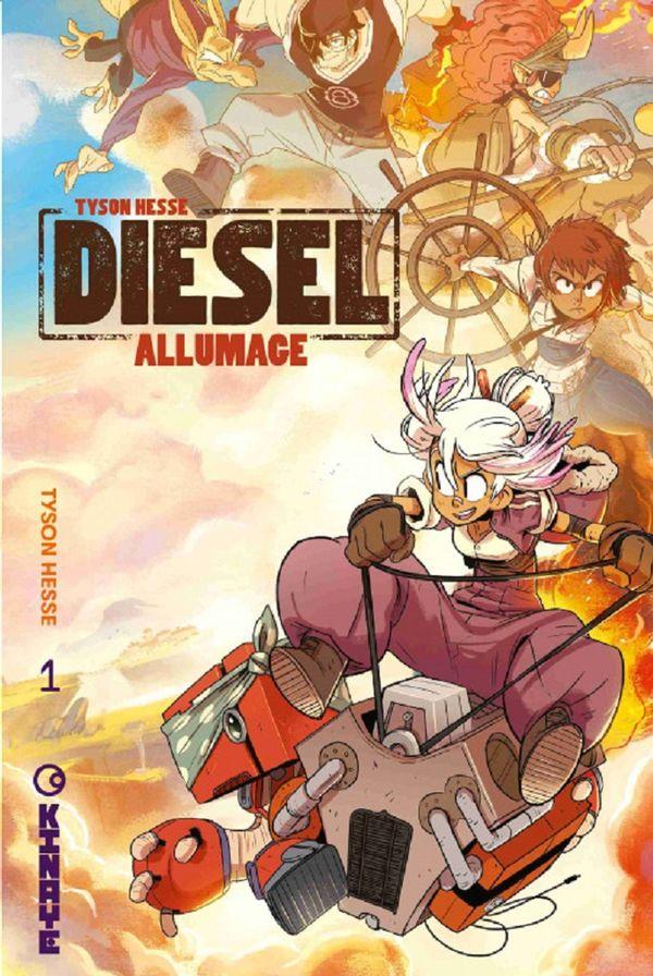 Diesel 01 : Allumage