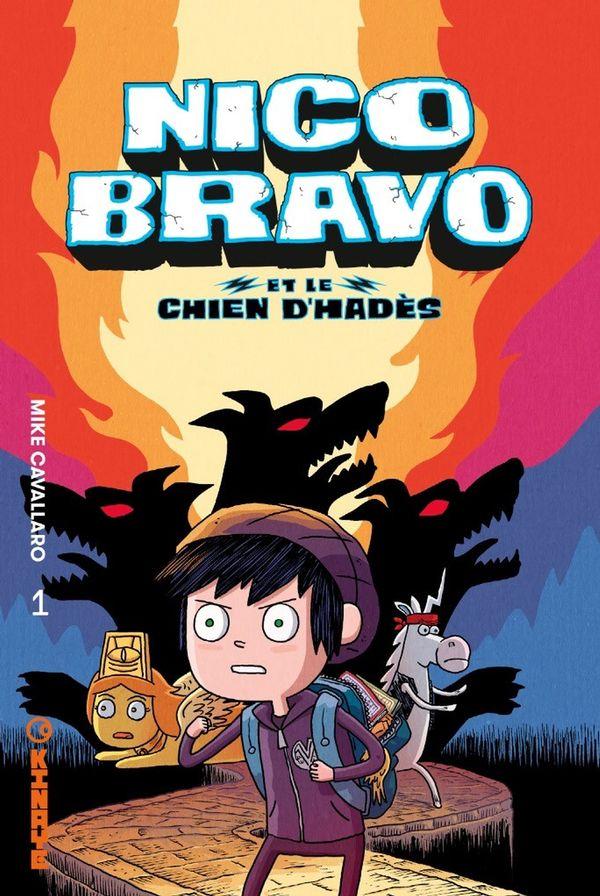 Nico Bravo et le chien d'Hadès 01