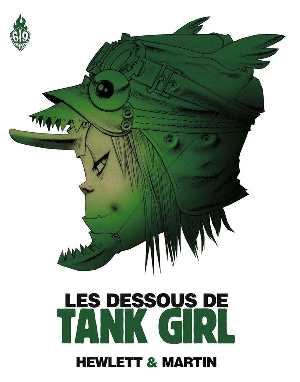 Dessous de Tank Girl Les