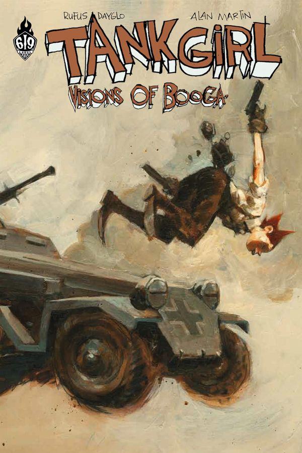 Tank Girl Visions of Booga