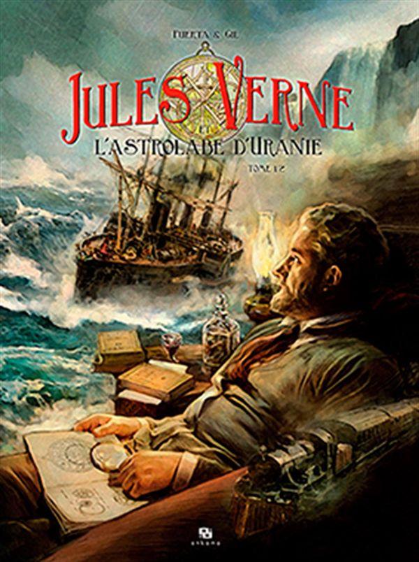 Jules Verne et l'astrolabe d'uranie 01