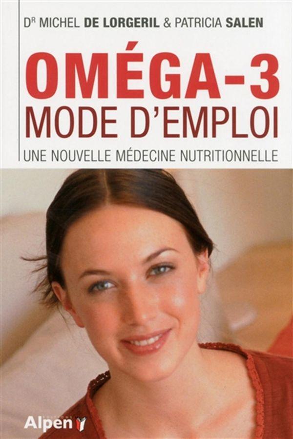 Oméga-3 mode d'emploi N.E.