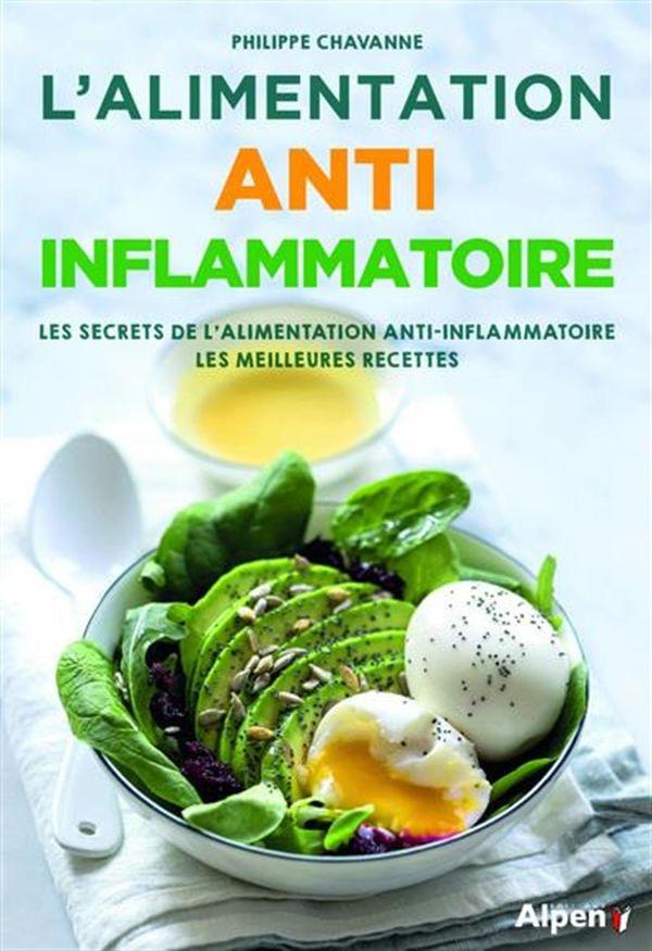 Alimentation anti-inflammatoire L'