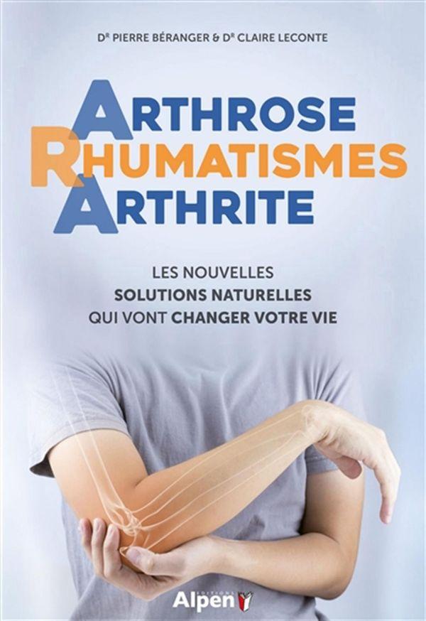 Arthrose, rhumatismes, arthrite
