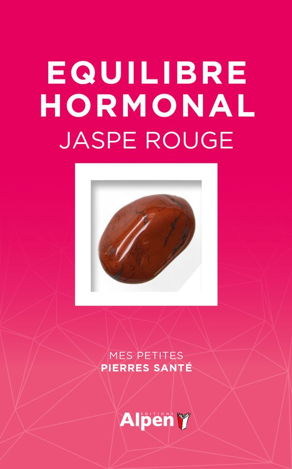 Coffret Equilibre hormonal Jaspe rouge