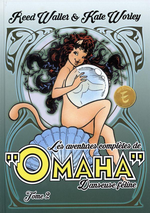 Les aventures complètes de Omaha, danseuse féline 02