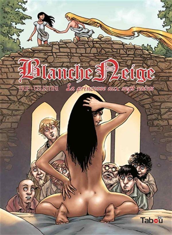 Blanche Neige 02 : La princesse aux sept nains