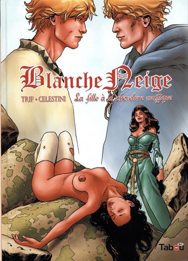 Blanche Neige 03  La fille à la chevelure magique