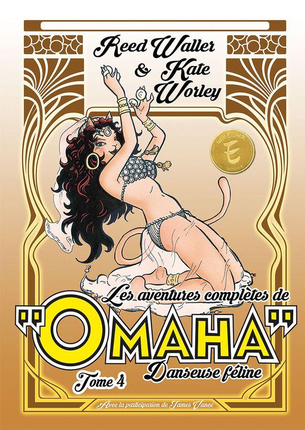 Les aventures complètes de Omaha, danseuse féline 04
