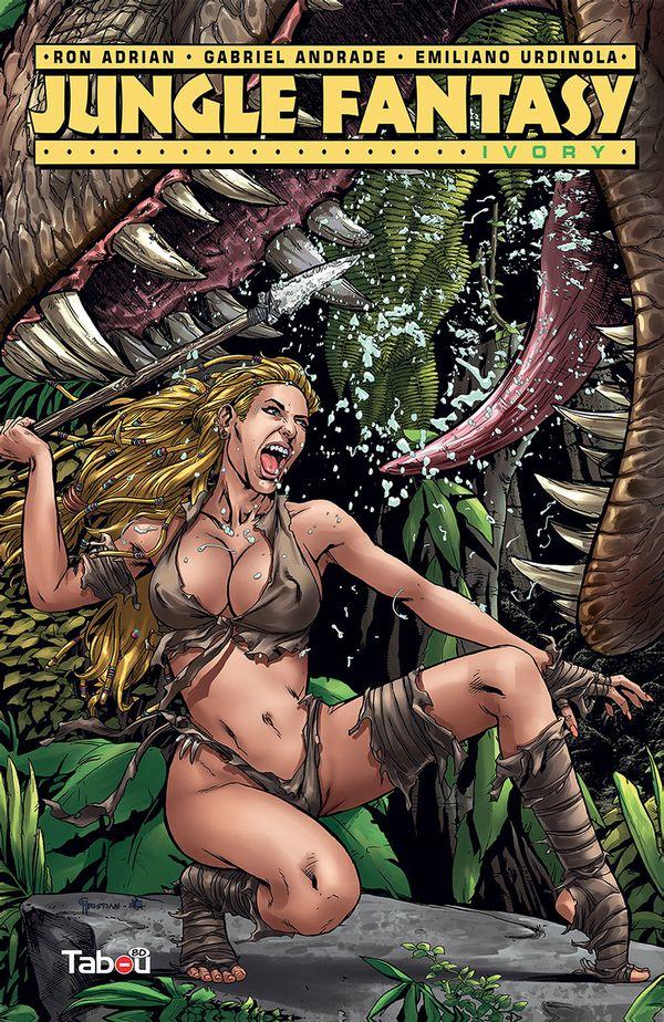 Jungle Fantasy Ivory 01