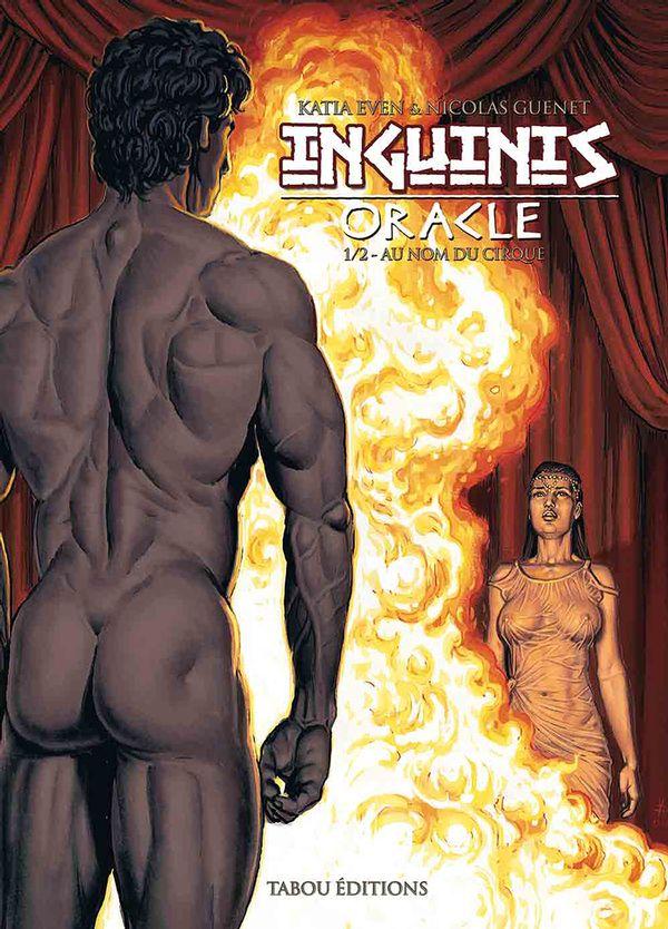Inguinis Oracle 01  Au nom du cirque