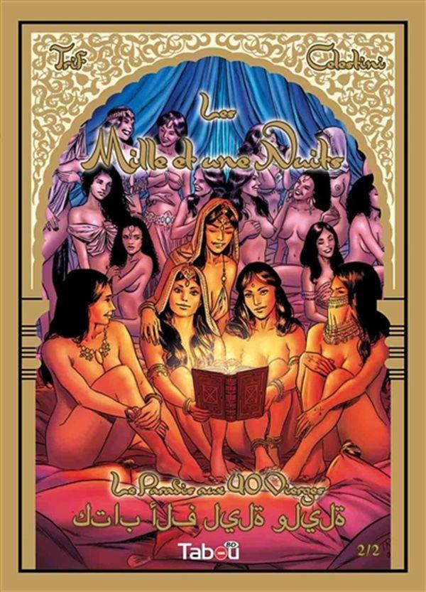Les Mille et une Nuits 02 : Le Paradis aux 40 Vierges