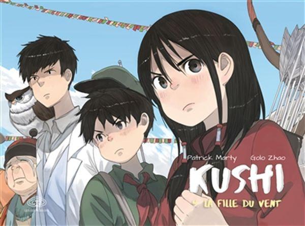 Kushi 04 : La fille du vent