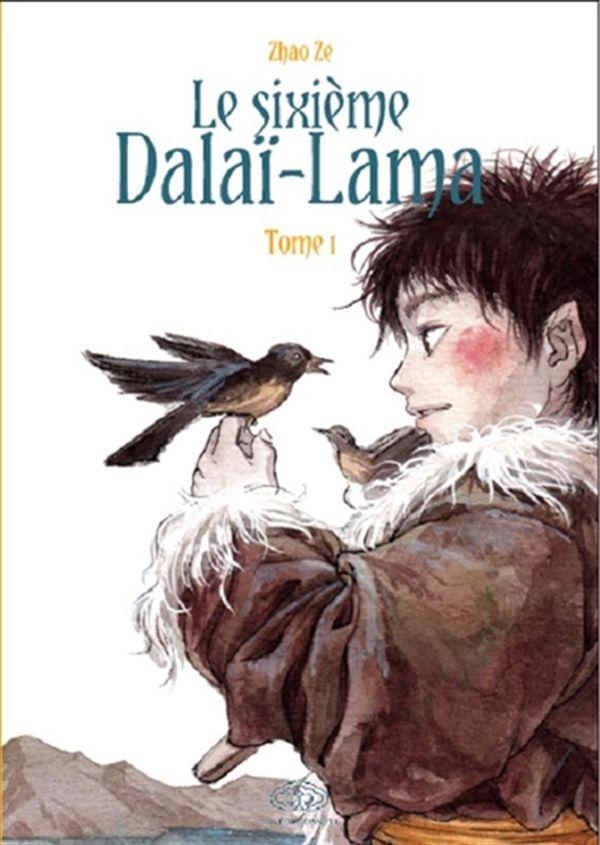 Le sixième dalaï-lama 01