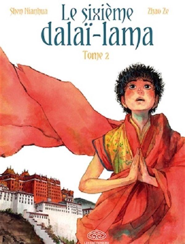 Le sixième dalaï-lama 02