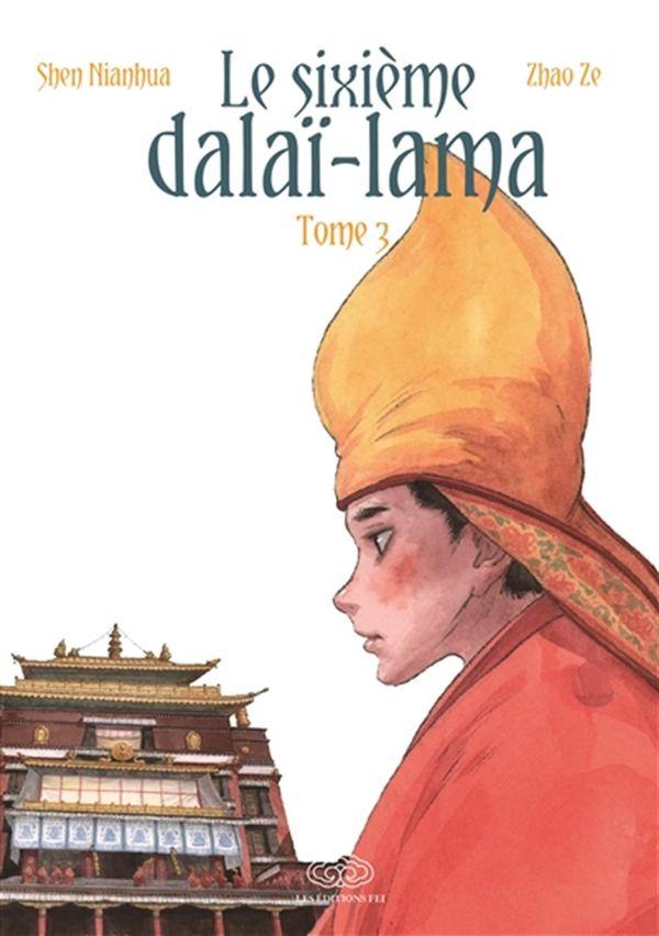 Sixième Dalaï-lama 03