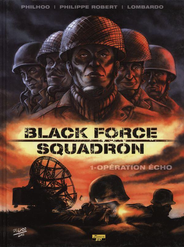 Black Force Squadron 01 : Operation Echo