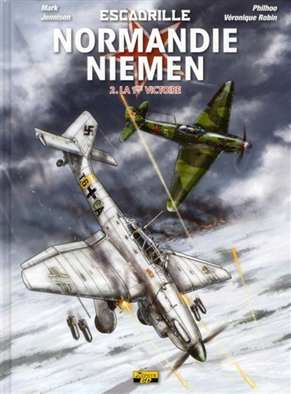 Escadrille Normandie-Niemen 02 : La 1re victoire