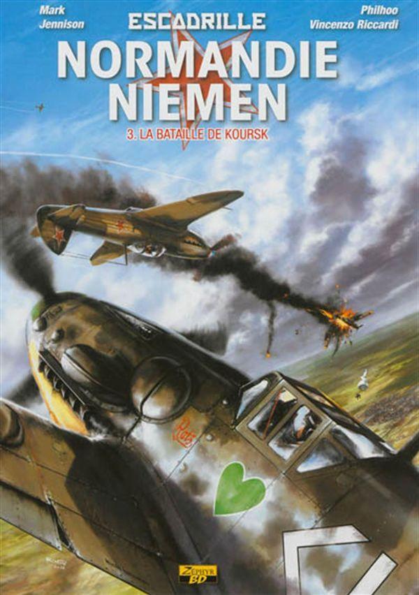Escadrille Normandie-Niemen 03 : La bataille de Koursk