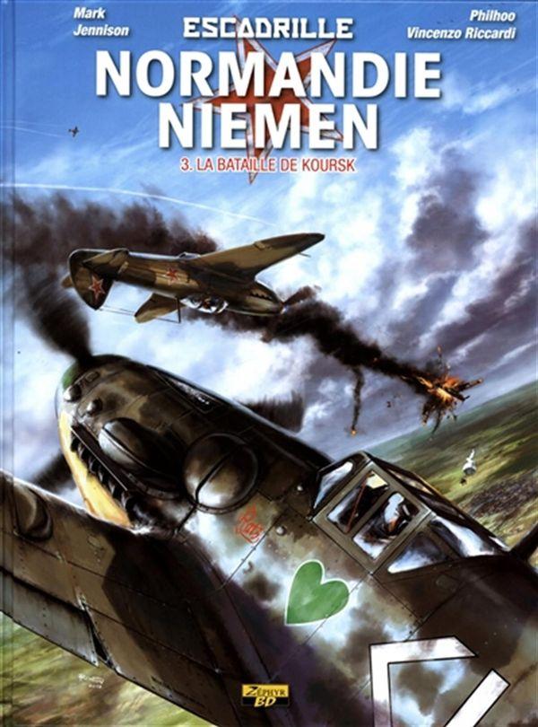 Escadrille Normandie-Niemen 03  La bataille de Koursk édi ..