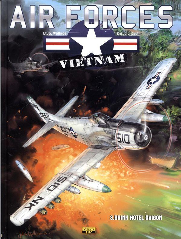 Air Forces Vietnam 03 : Brink hôtel Saigon