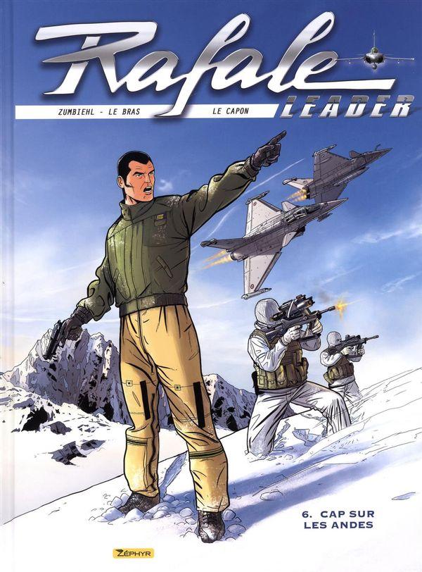 Rafale Leader 06 : Cap sur les Andes