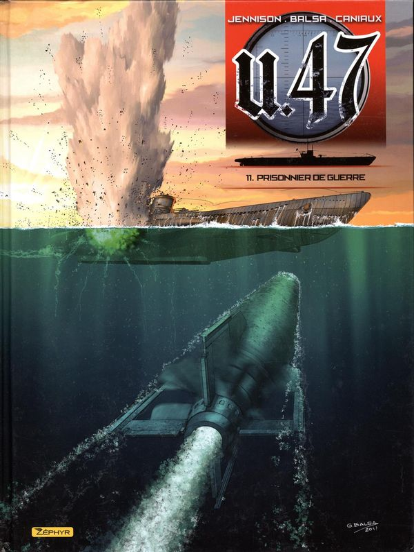 U-47 11 : Prisonnier de guerre