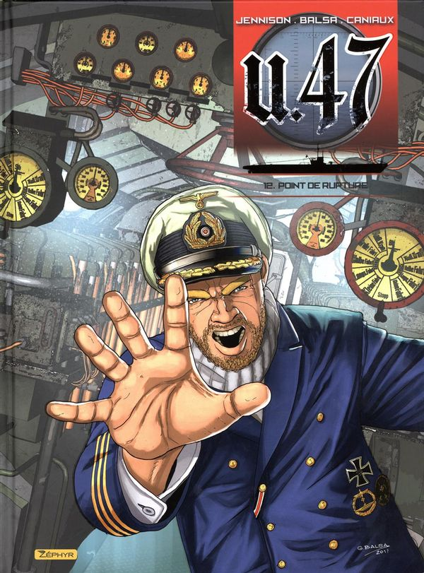 U-47 12 : Point de rupture